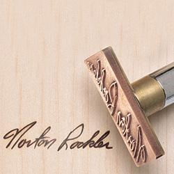 Wood Branding Irons
