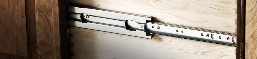 Concealed Drawer Slides