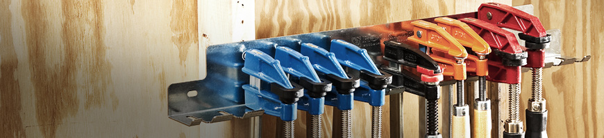 Clamp Racks and Clamping Accessories
