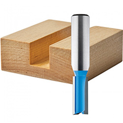Straight and Spiral Router Bits