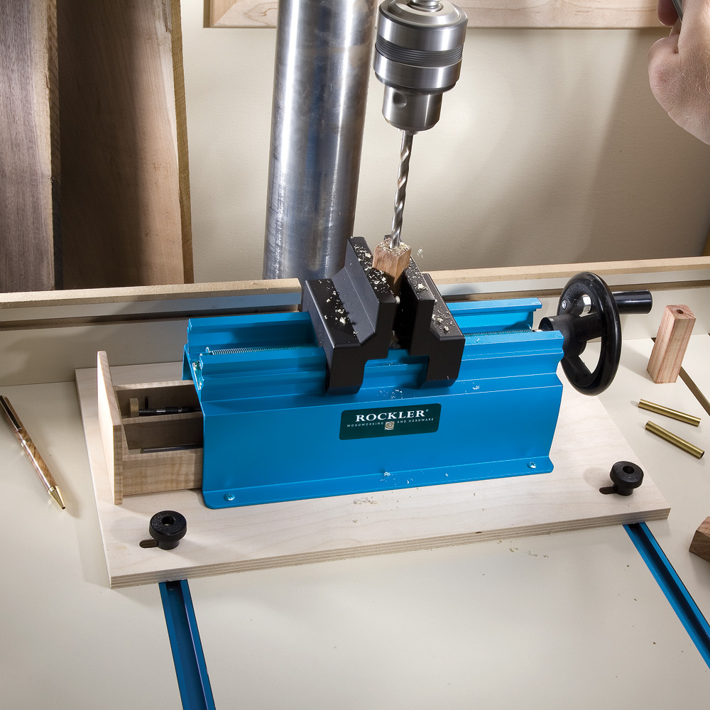 Pen Press Drilling Jig Product Photo