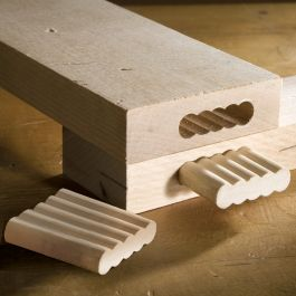 Beadlock 174 Tenon Stock Rockler Woodworking And Hardware