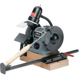 Oneway Wolverine Grinding Jig Rockler Woodworking And