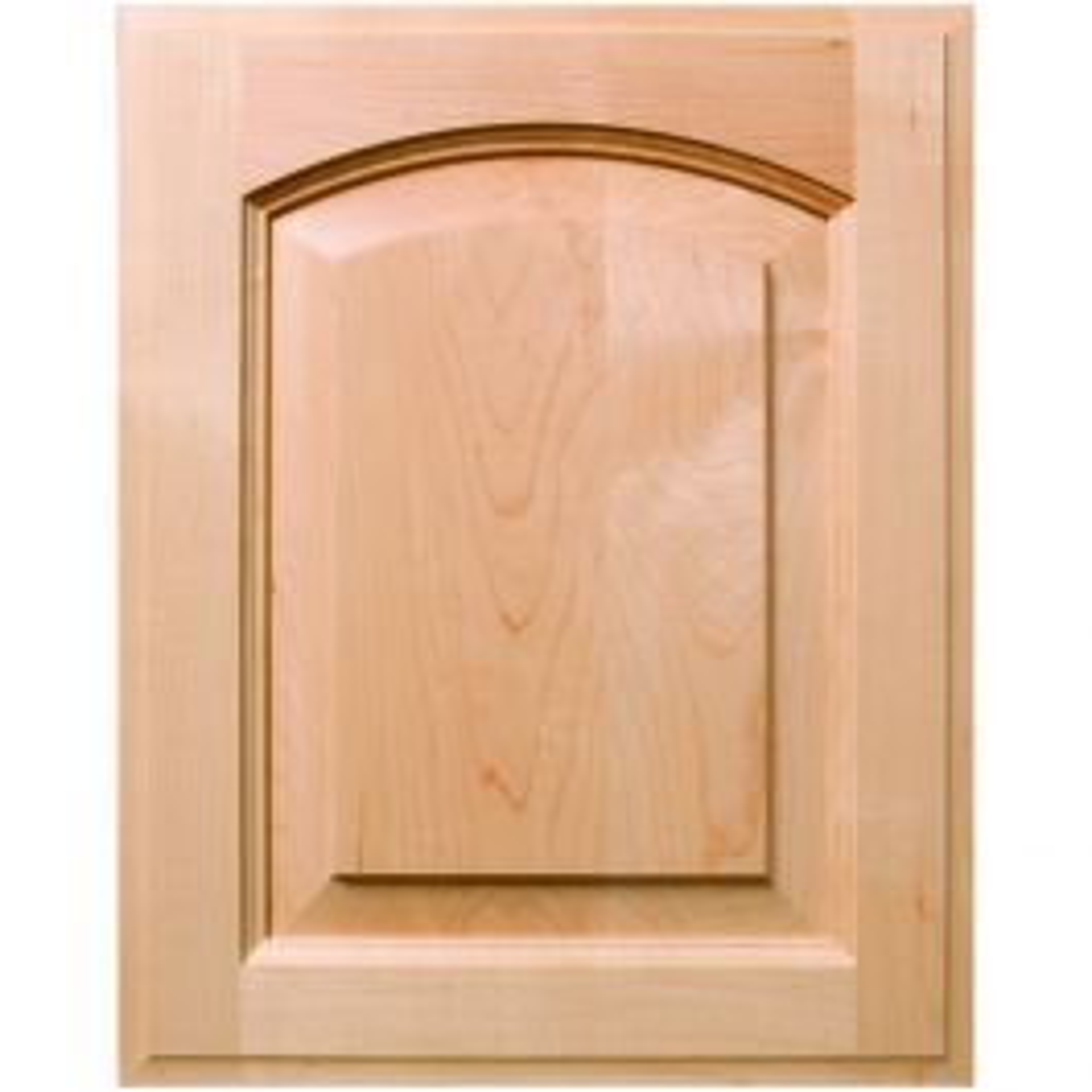 Custom Patriot Arch Style Raised Panel Cabinet Door