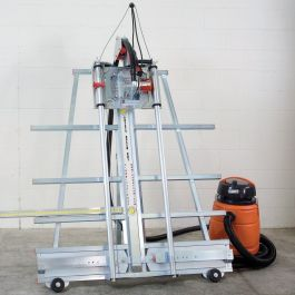 Safety Speed Cut Vertical C4 Panel Saw W Accessory Package
