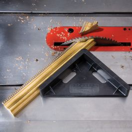 45 Degree Miter Sled Rockler Woodworking And Hardware