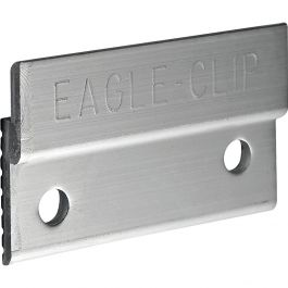 10 Pack Of 2 Z Clips For Wall Mounting Rockler