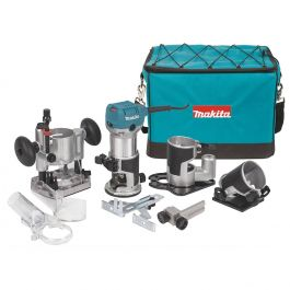 Makita Rt0701cx3 1 1 4 Hp Compact Router Kit Rockler