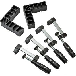 Mini Clamp It 174 Assembly Square Kit Rockler Woodworking