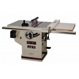 Jet Deluxe Xacta 5hp 10 Quot Table Saw W 30 Quot Fence 708676pk