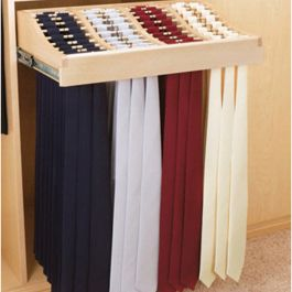 24 Tie Rack Wood Maple Cwtr 2414 2 Rockler
