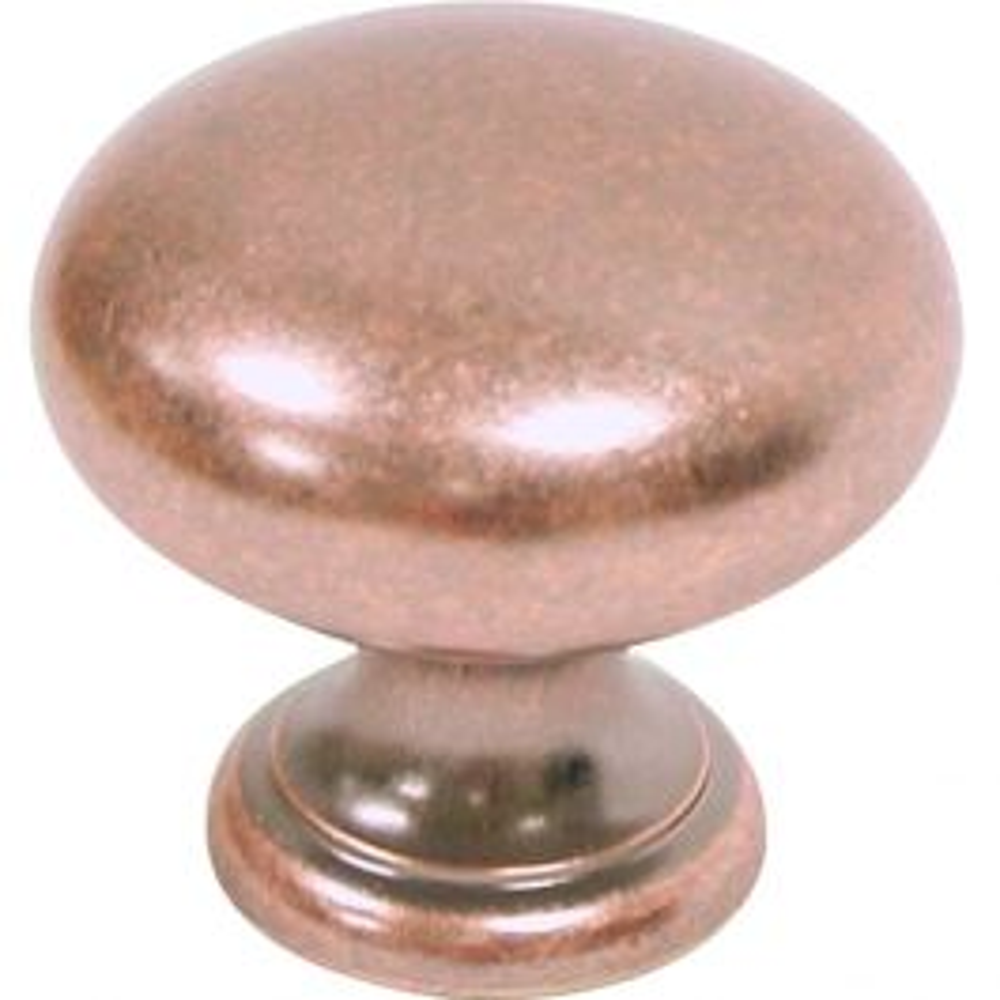 Top Knobs Knob M289 Antique Copper Finish Rockler