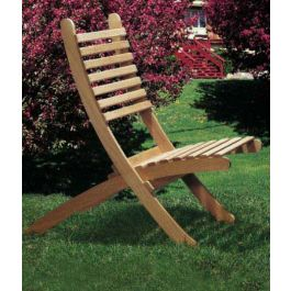 Woodworker S Journal Portable Outdoor Chairs Plan
