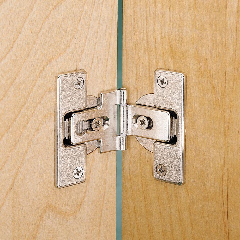 Folding Door Hinge Pair Rockler Woodworking And Hardware
