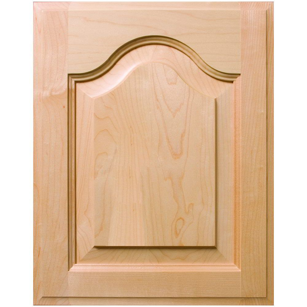 Custom Liberty Cathedral Style Raised Panel Cabinet Door Rockler Woodworking And Hardware