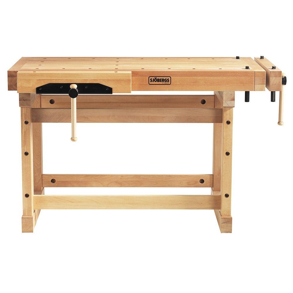 Sjobergs Elite Workbench 1500 Rockler Woodworking And Hardware