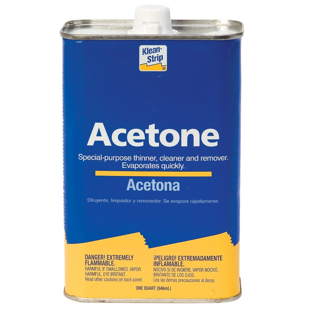 5% Pure Acetone