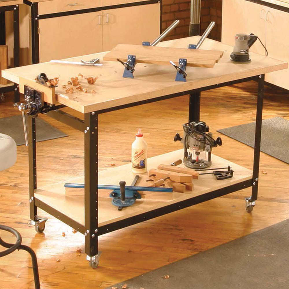 Rockler Customizable Shop Stand Components Rockler Woodworking And Hardware