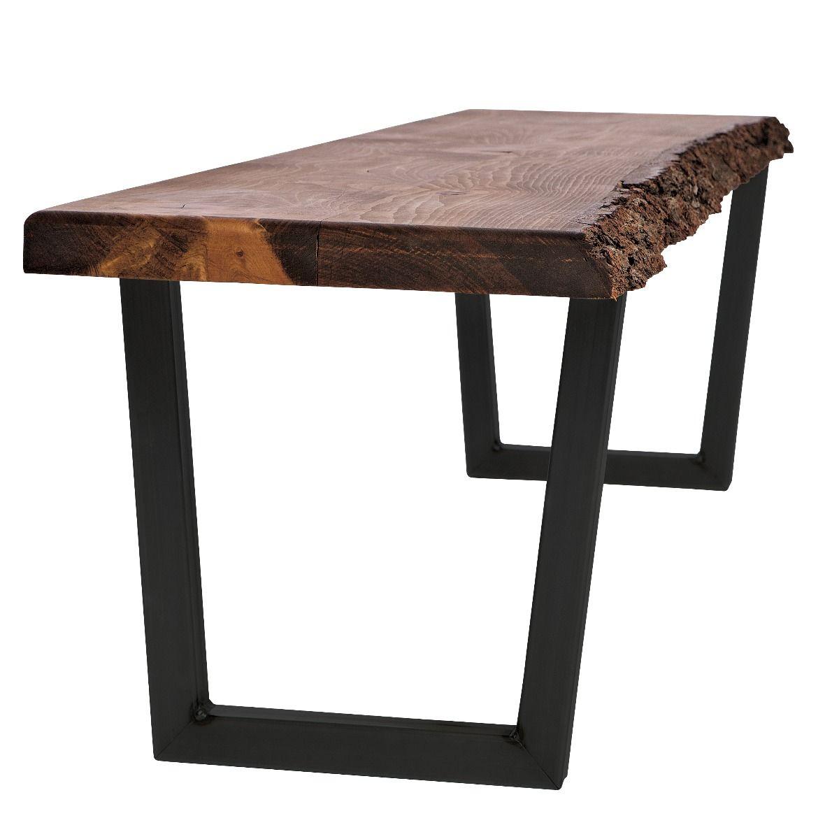 V Shaped Welded Steel Table Leg Set Rockler