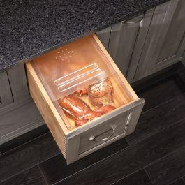 Bread Drawer Kits Rev A Shelf Bdc Series 16 3 4 Quot Wide