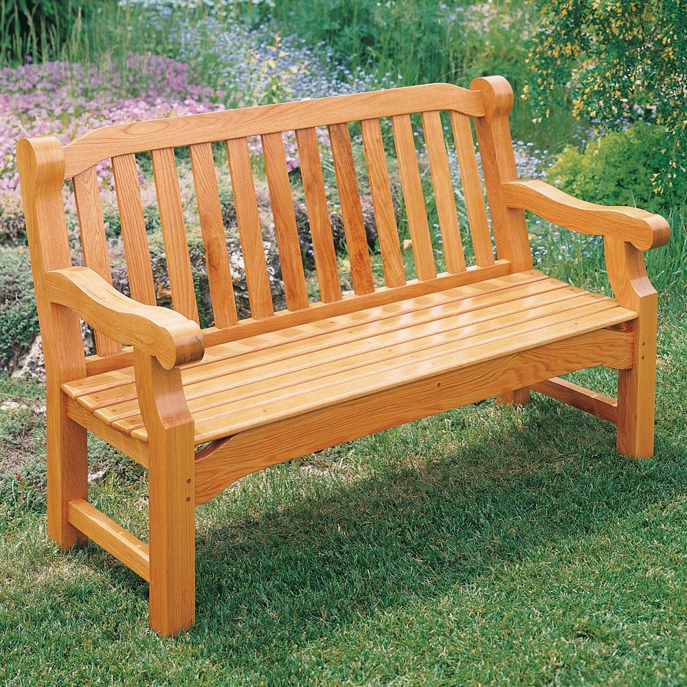 nice outdoor wood benches design