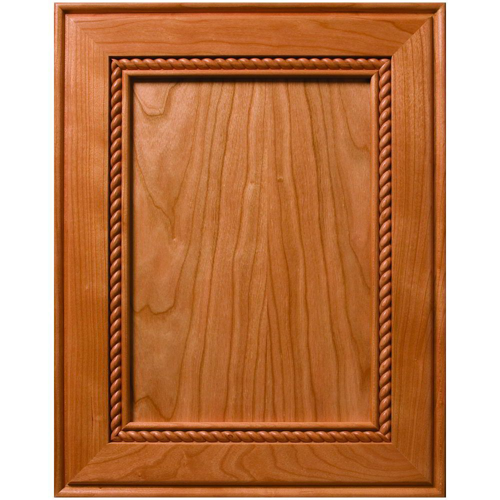 Custom Kitchen Cabinets Doors: Custom Minden Inlaid Rope Decorative Flat Panel Cabinet