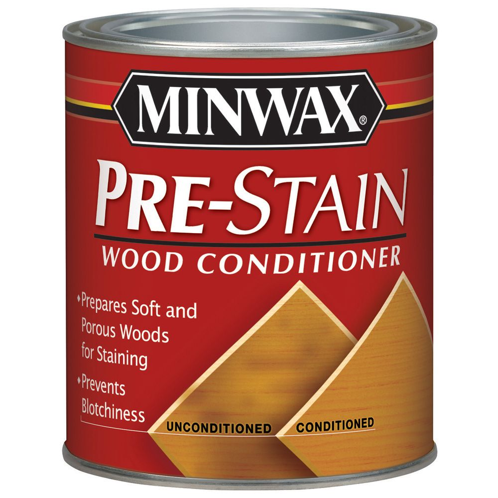 Minwax® Pre Stain Wood Conditioner