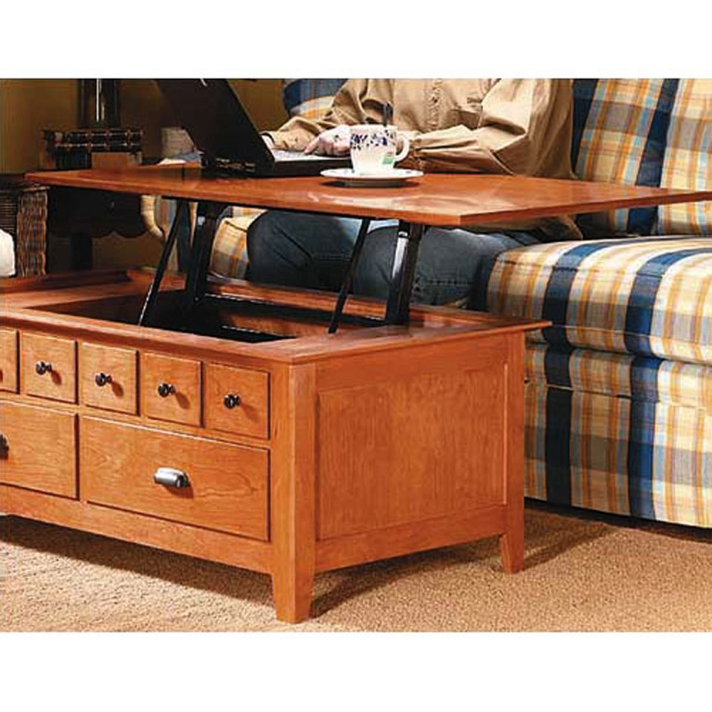 Woodsmith Convertible Table Plan