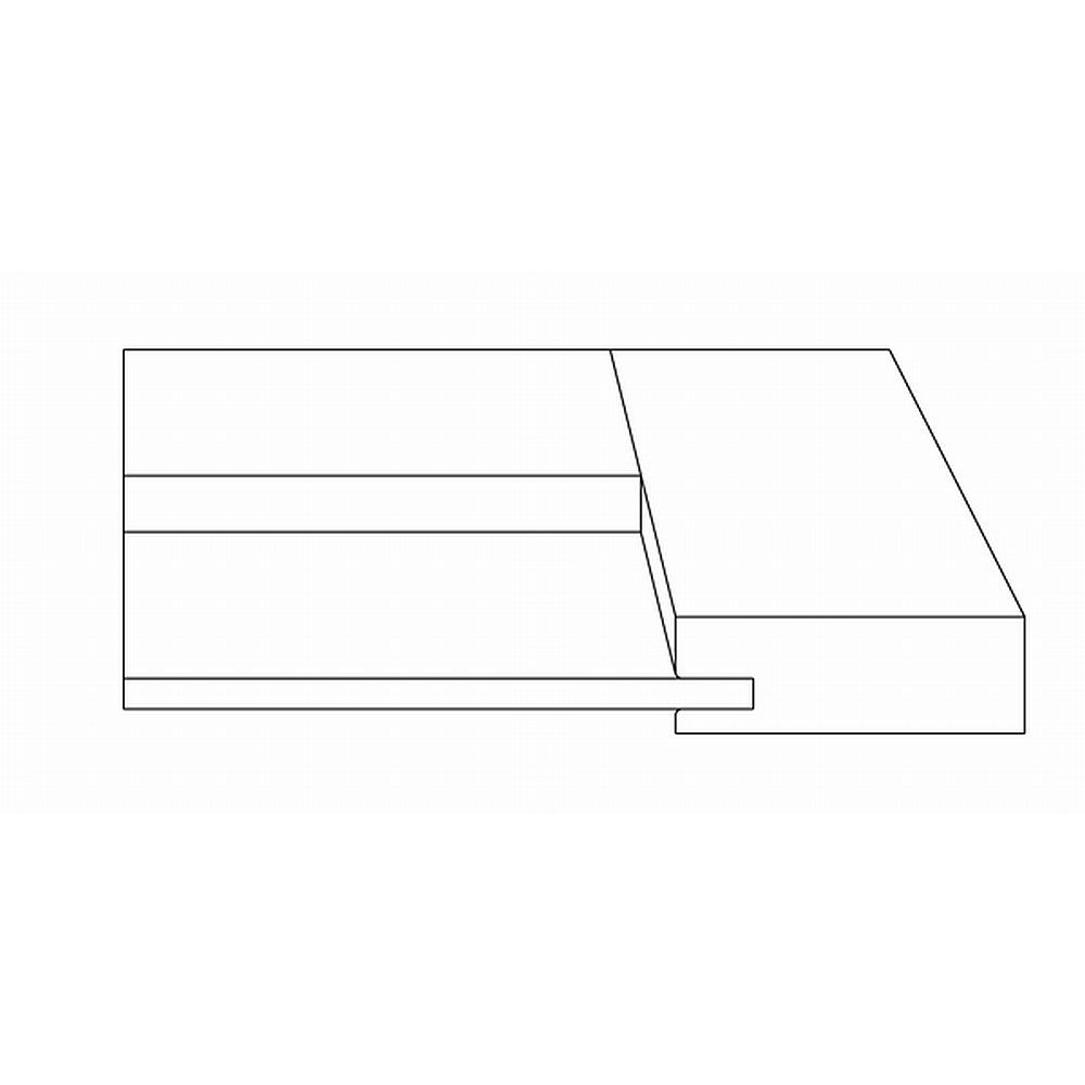 Custom Kitchen Cabinet Doors Online: Custom Auburn Shaker Style Flat Panel Cabinet Door