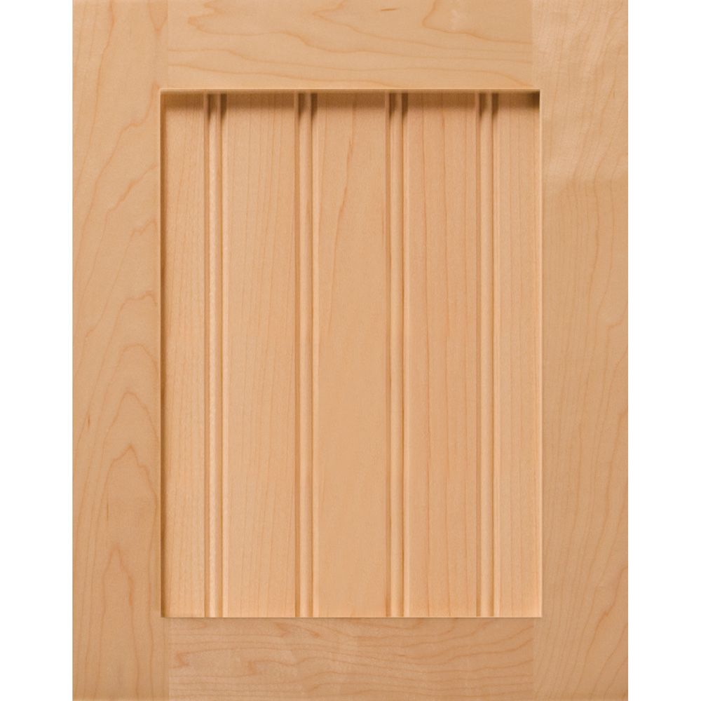 Superbe Camden Nantucket Style Flat Panel Cabinet Door