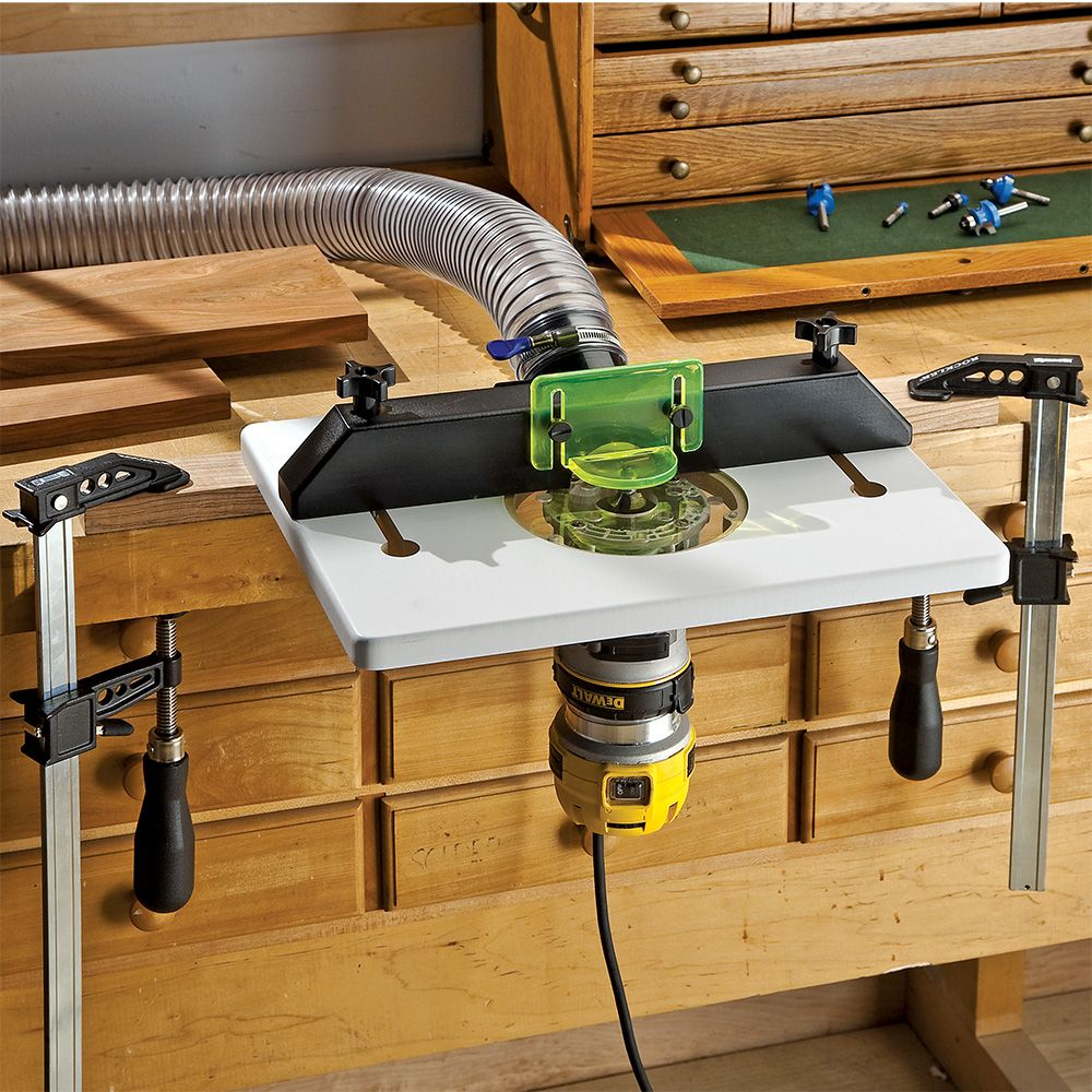 Trim Router Table Rockler Woodworking And Hardware