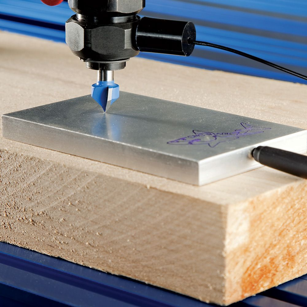 Cnc Touch Plate Rockler Woodworking And Hardware