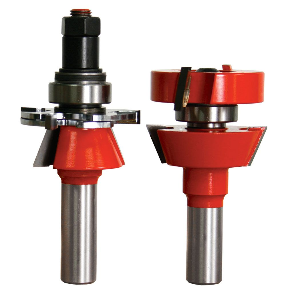 1 11 16 Freud 99 762 Shaker Stile And Rail Router Bit