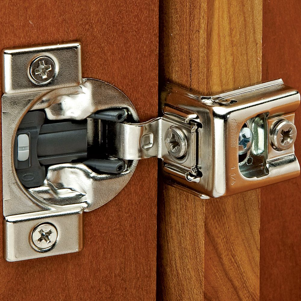 Blum Compact Soft Close Blumotion Overlay Hinges For Face Frame