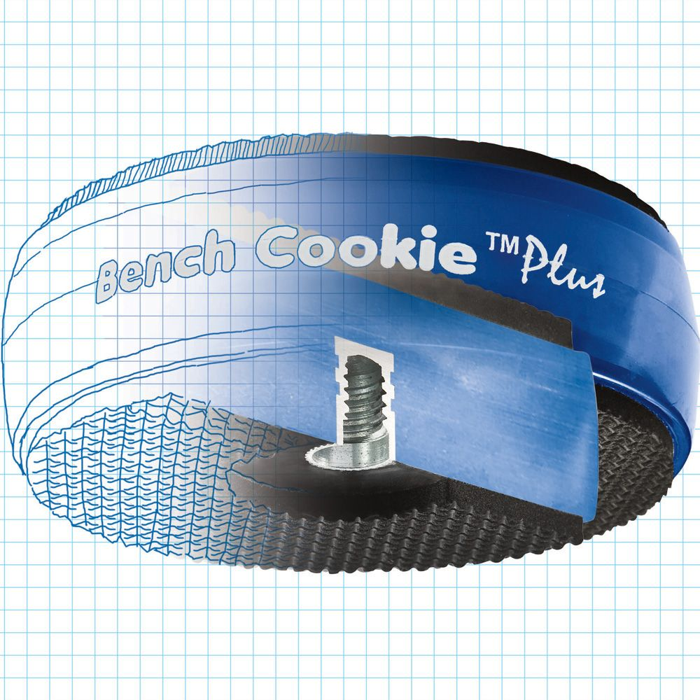 4 Pack Of Rockler S Bench Cookie With Work Grippers Rockler