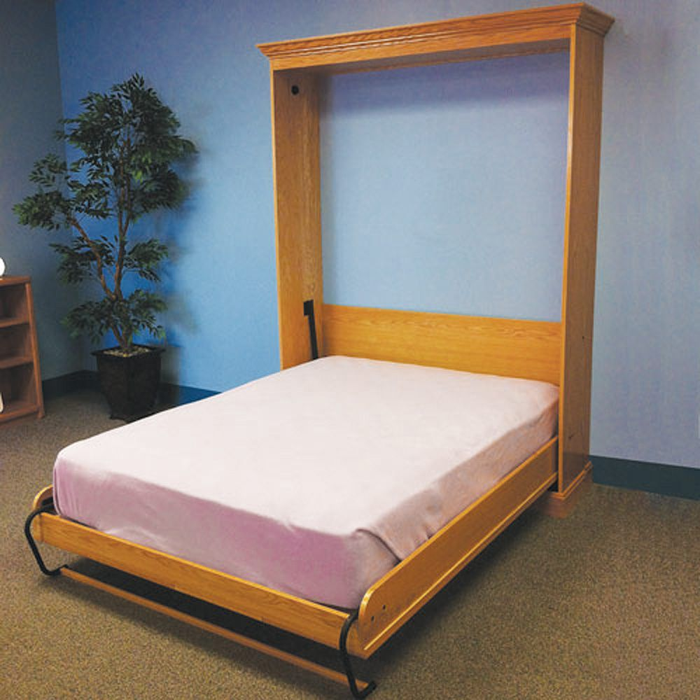 Murphy Bunk Beds: Vertical Mount Deluxe Murphy Bed Hardware