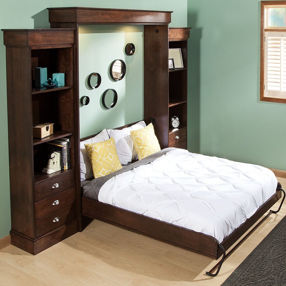side mount twin murphy bed intended vertical mount deluxe murphy bed hardware rockler woodworking and