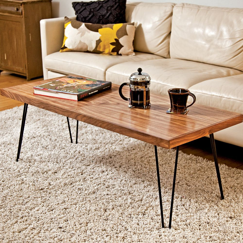 Superb I Semble Hairpin Table Legs