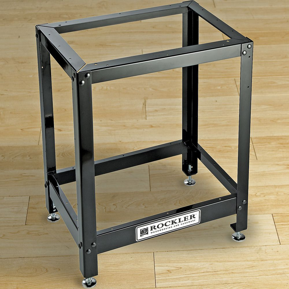 Rockler Router Table Steel Stand | Rockler Woodworking and ...