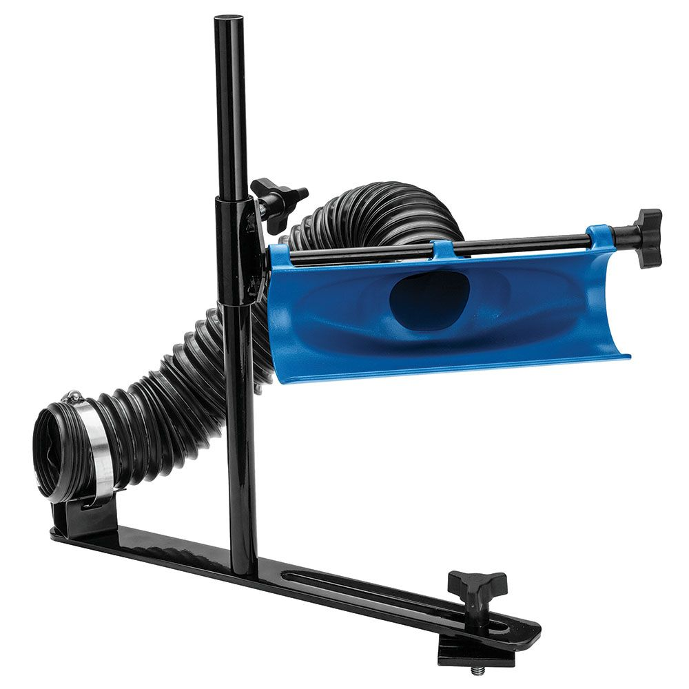 Dust Right 174 Lathe Dust Collection System Rockler