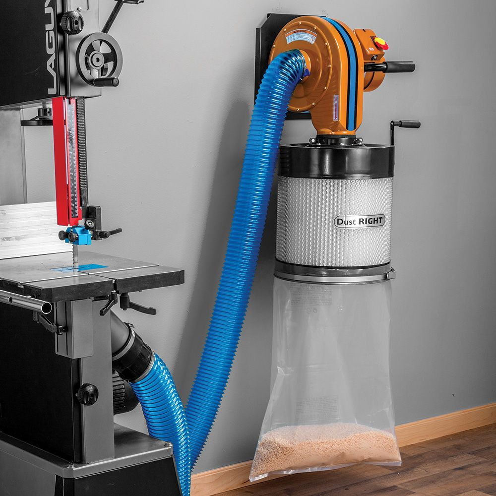 Dust Collection Systems For Woodworking