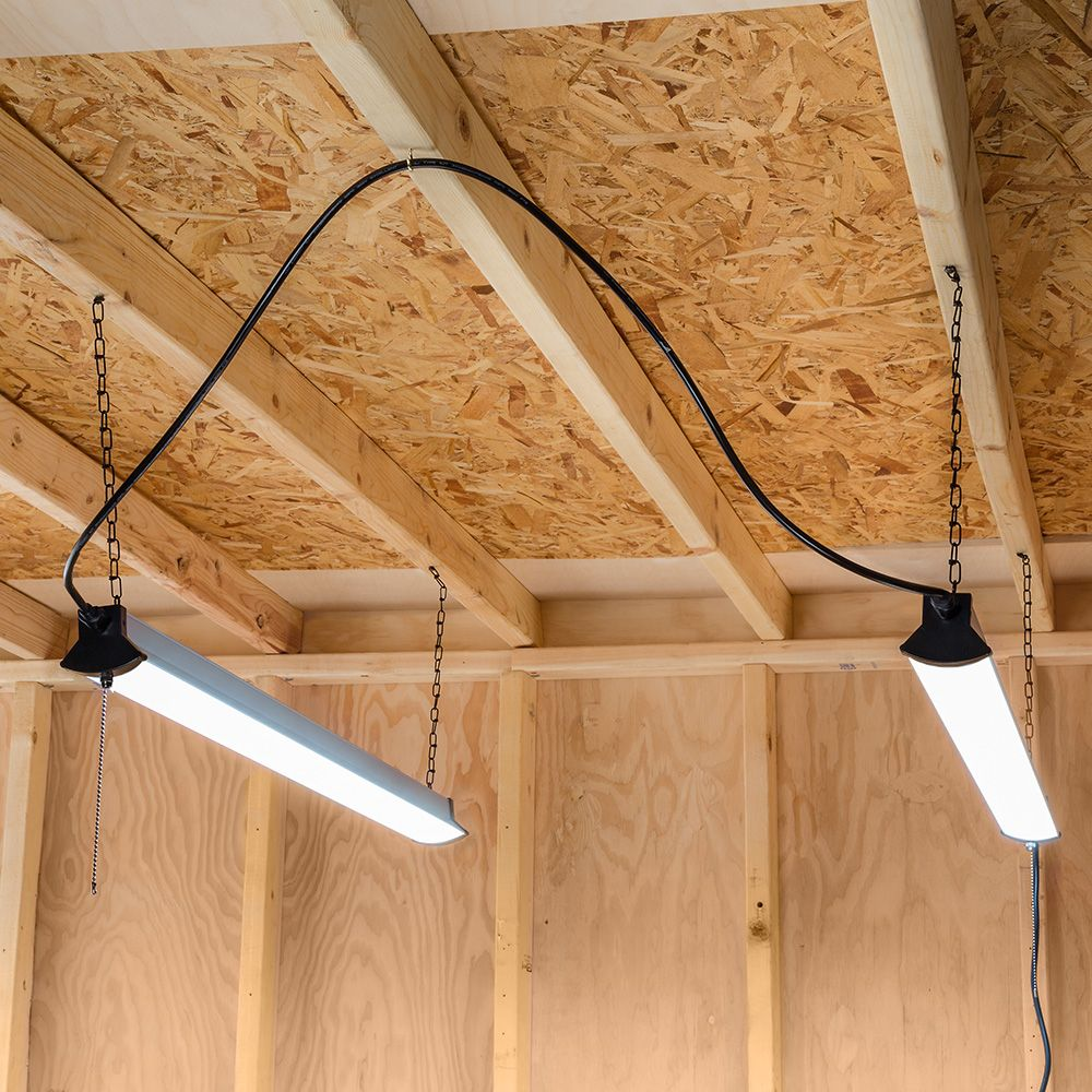 Noma Led Shop Light Review: 48'' Link Cord For Linkable 4' LED Shop Light