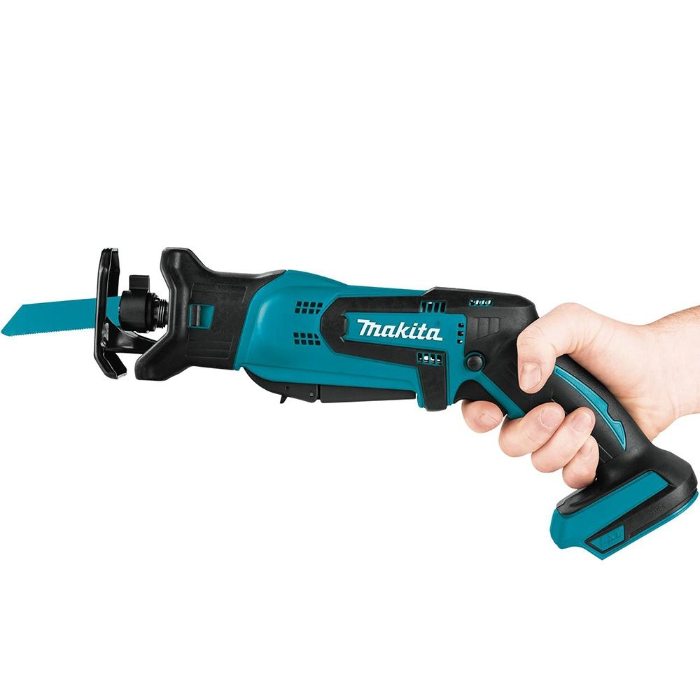 makita xrj01z 18v lxt lithium ion cordless compact. Black Bedroom Furniture Sets. Home Design Ideas