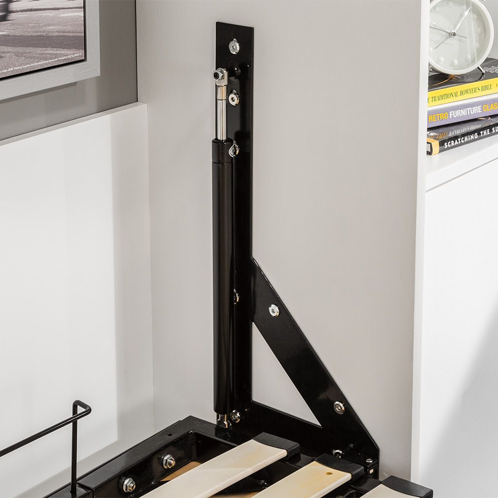 I Semble Vertical Mount Murphy Bed Hardware Kits With