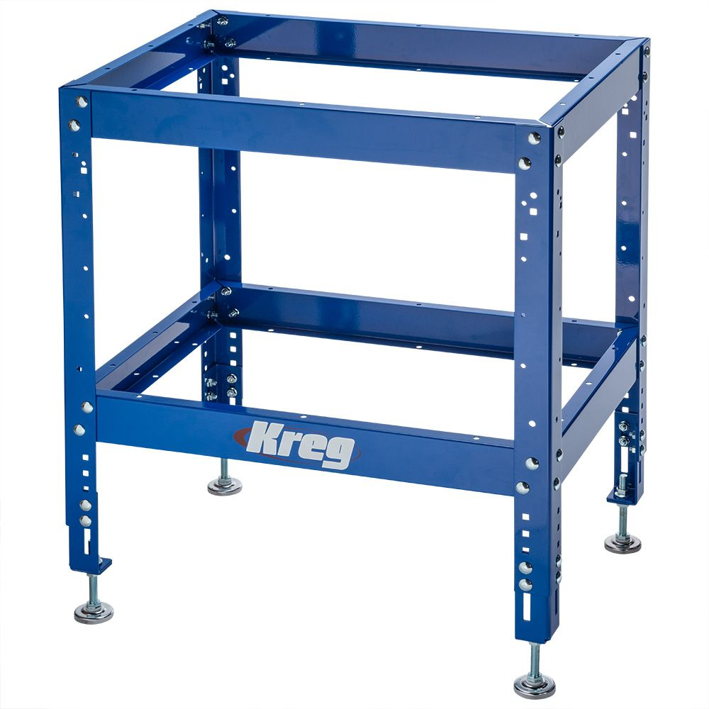 Kreg Multi Purpose Shop Stand Rockler Woodworking And