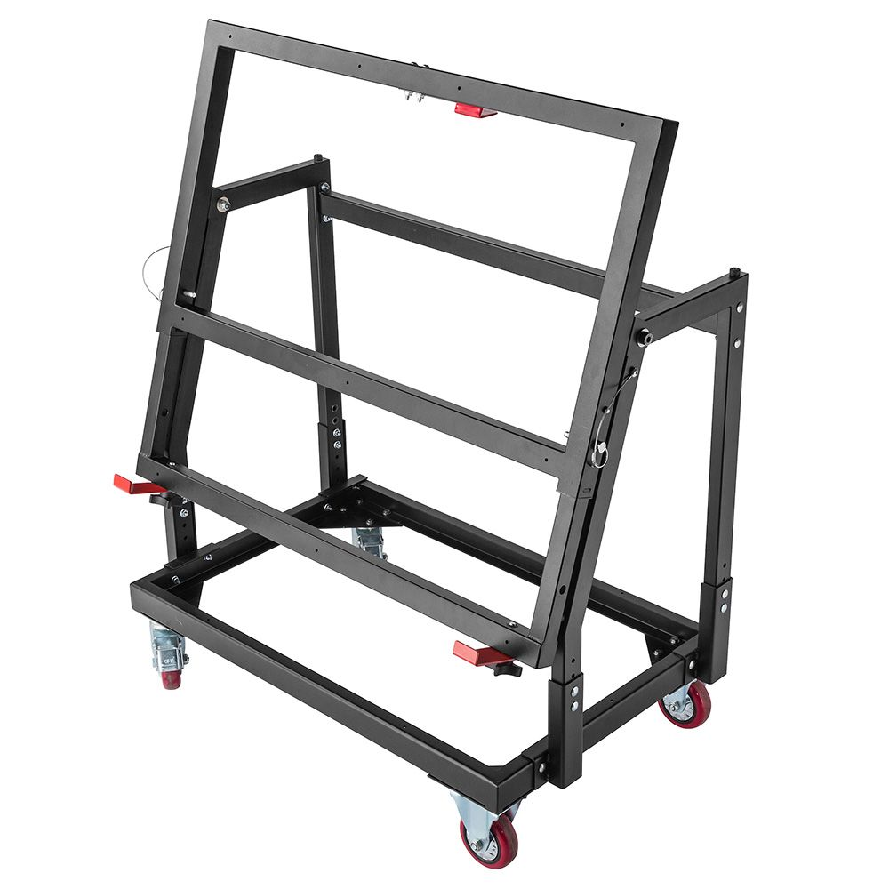 Rockler Material Mate Panel Cart And Shop Stand Rockler