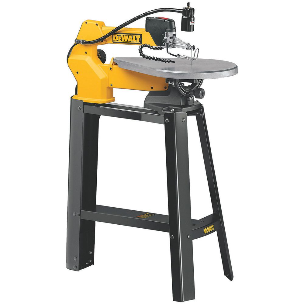 Dewalt 20 Vs Scroll Saw With Work Light And Stand Rockler Diagram Free
