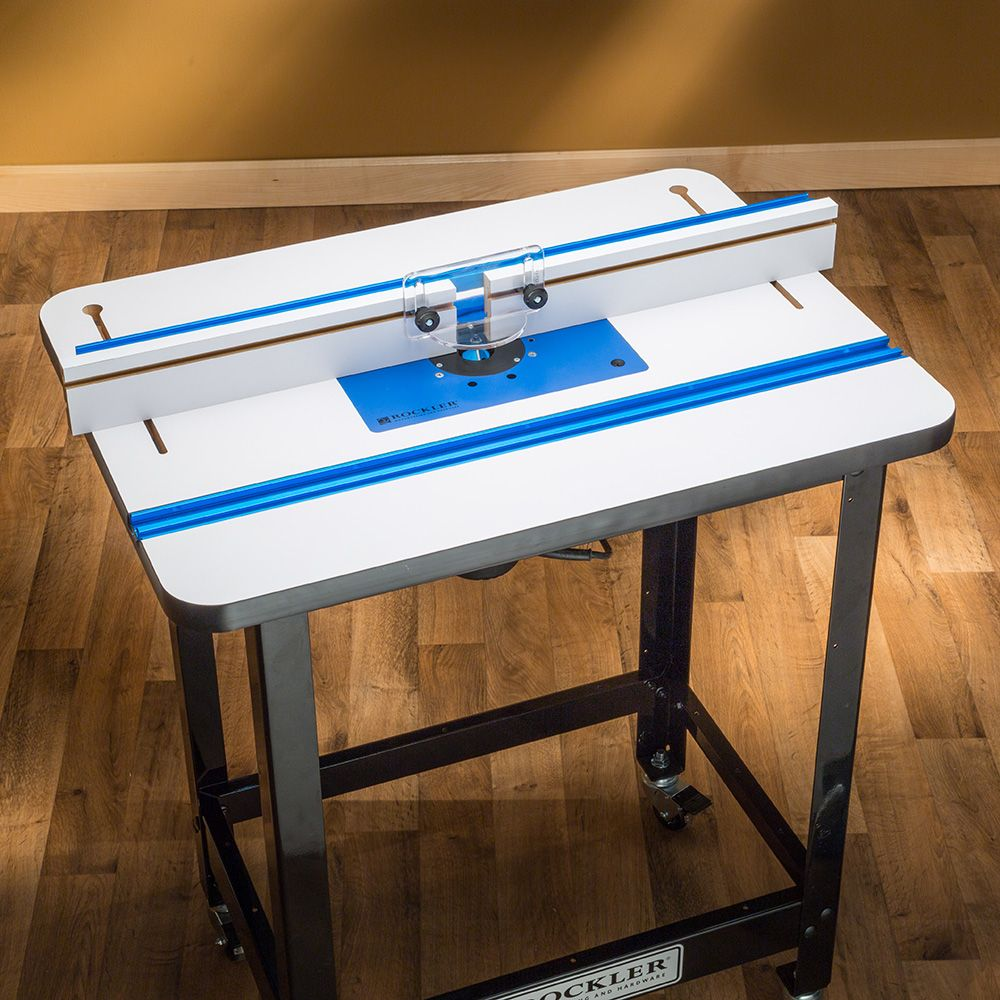 Rockler Router Table Fence