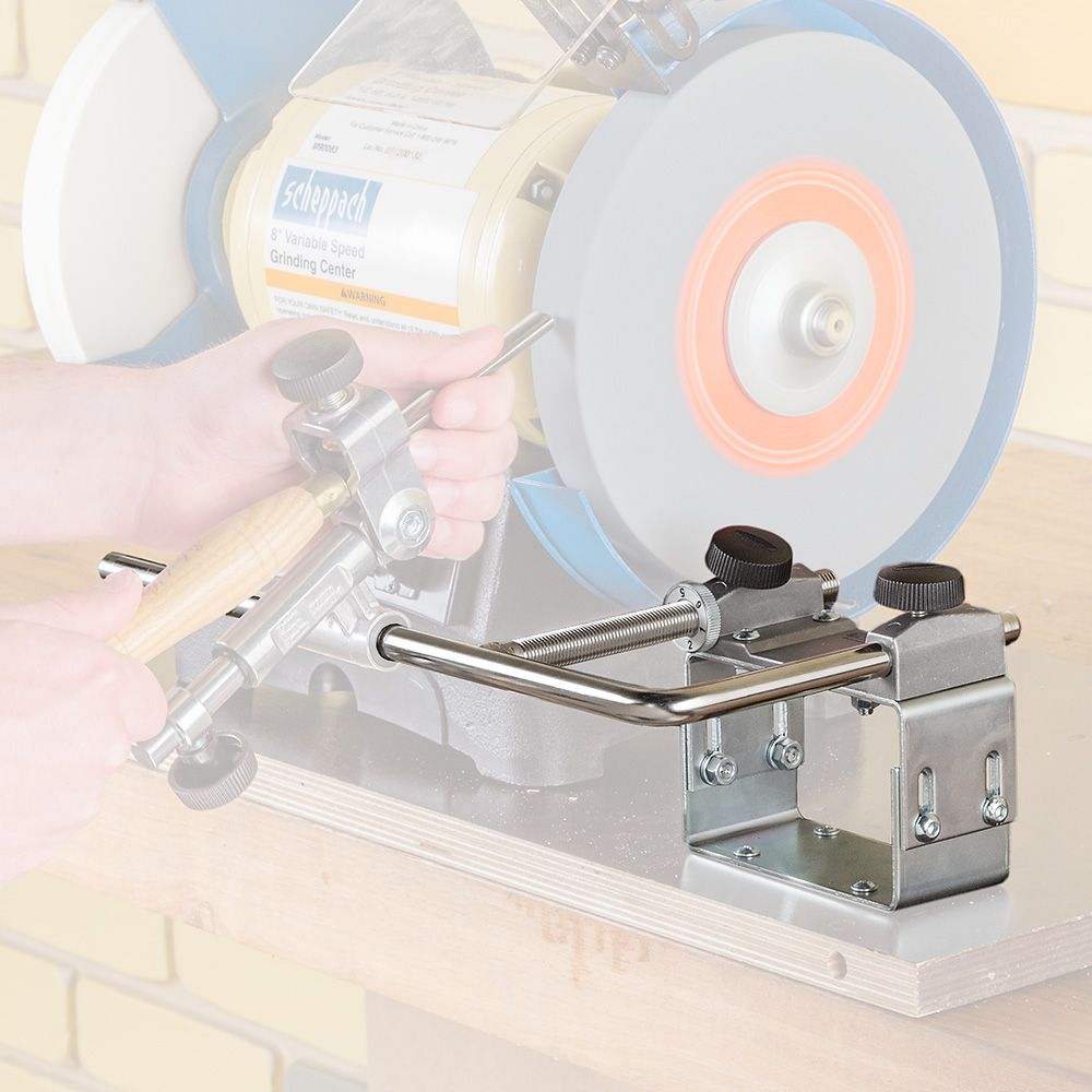 Tormek To Wolverine Adapter Mount Kit For Bench Grinders