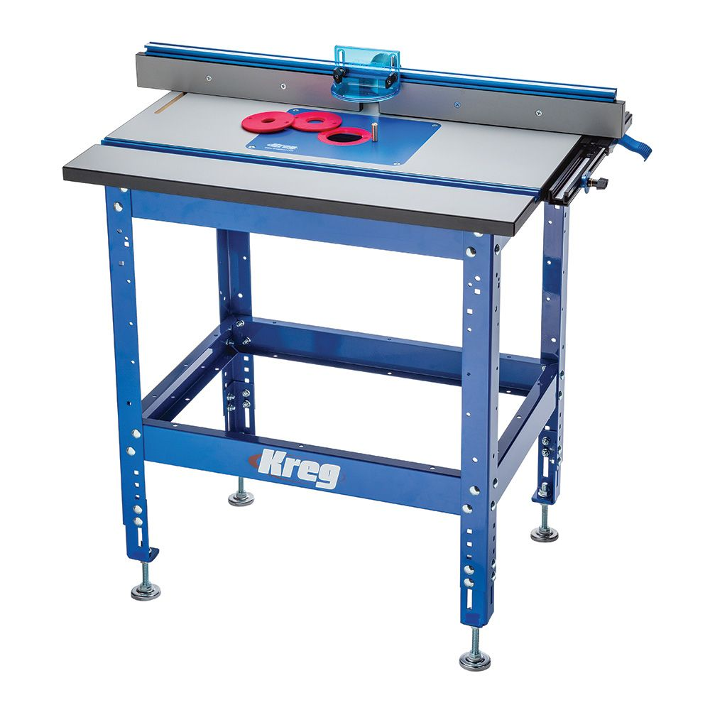 Kreg Complete Precision Router Table